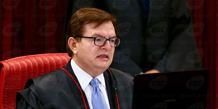 Ministro Herman Benjamin, do TSE