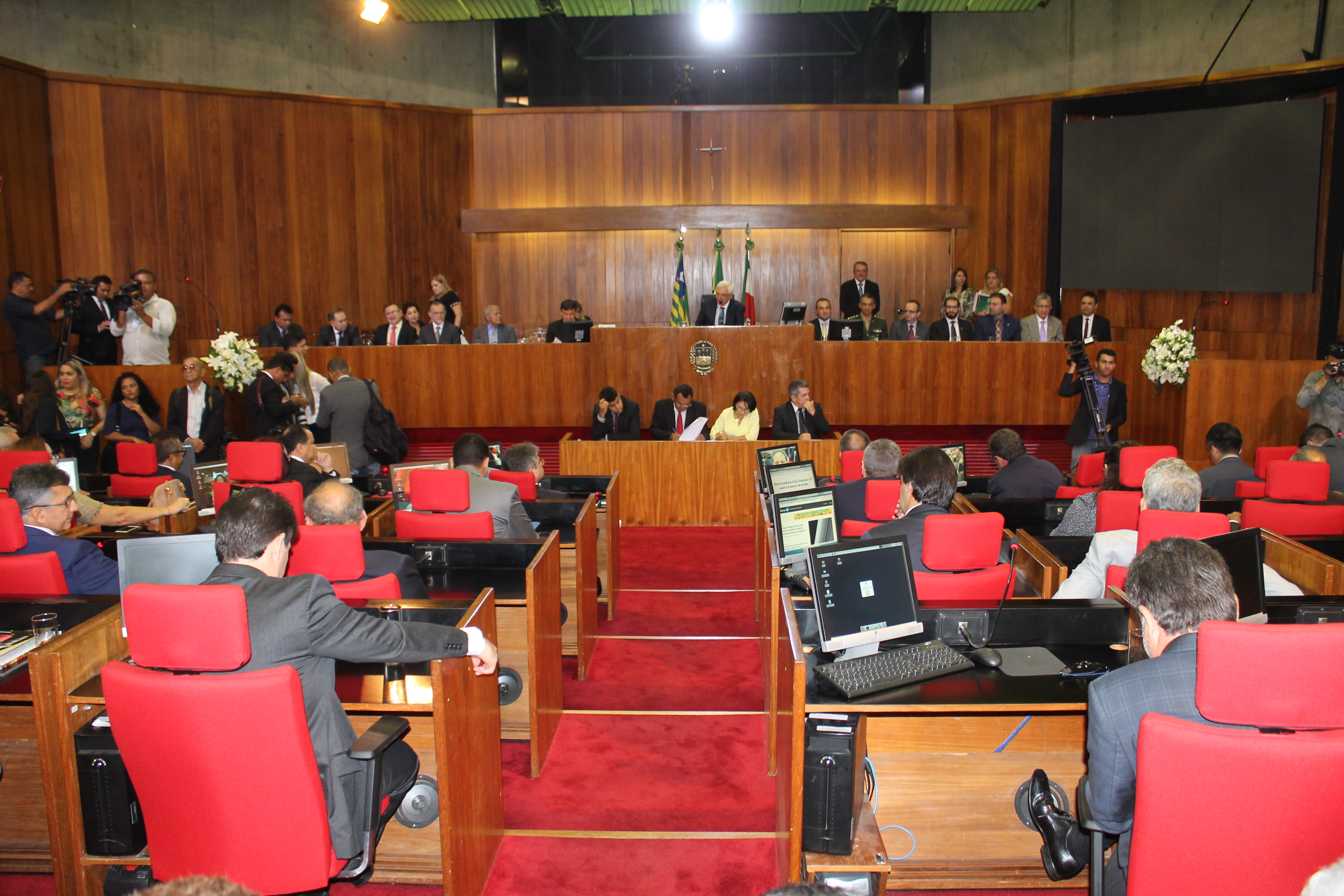 Plenário da Assembleia Legislativa do Piauí