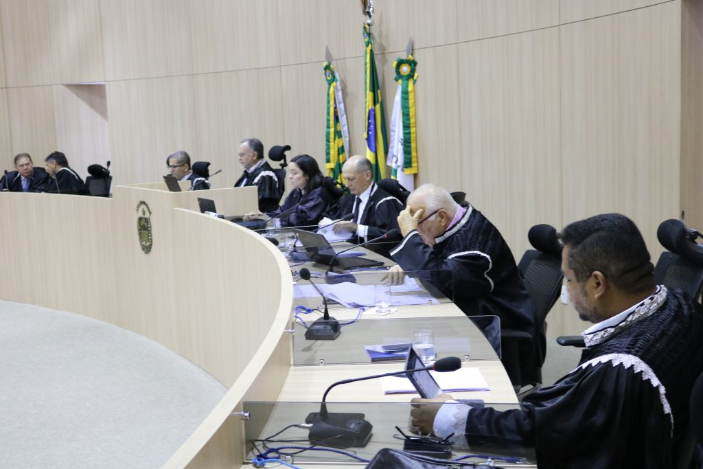 Reunião do Pleno do TCE-PI