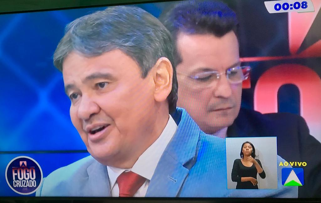 Debate na TV Antena 10