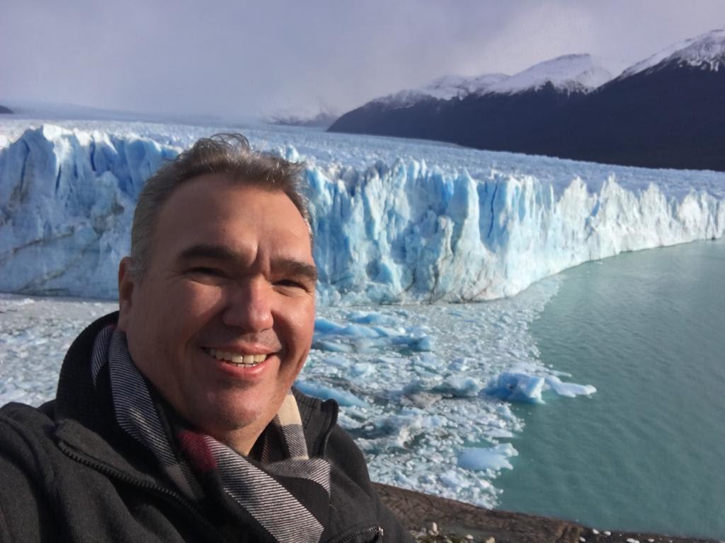 Luiz Barros, diretor Executivo da Brasileiros em Ushuaia que coordenará as capacitações