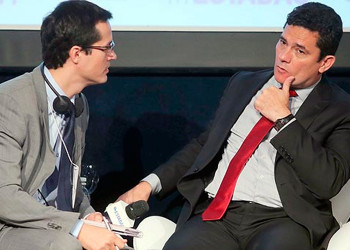 The Intercept publica reportagem detonando Moro e Dallagnol