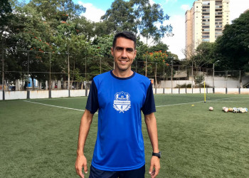 Ex-atleta e treinador Christiano Falconi marcara presença em Training Camp na Capital