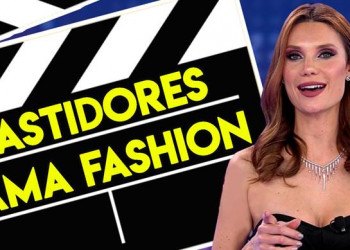 Júlia Pereira mostra bastidores do Fama Fashion