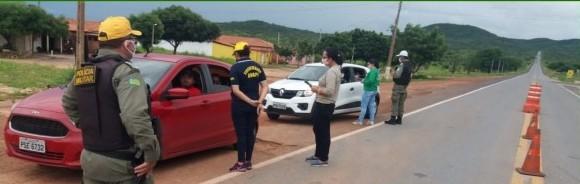 Polícia Militar do Piauí fiscaliza cumprimento de decreto no fim ...