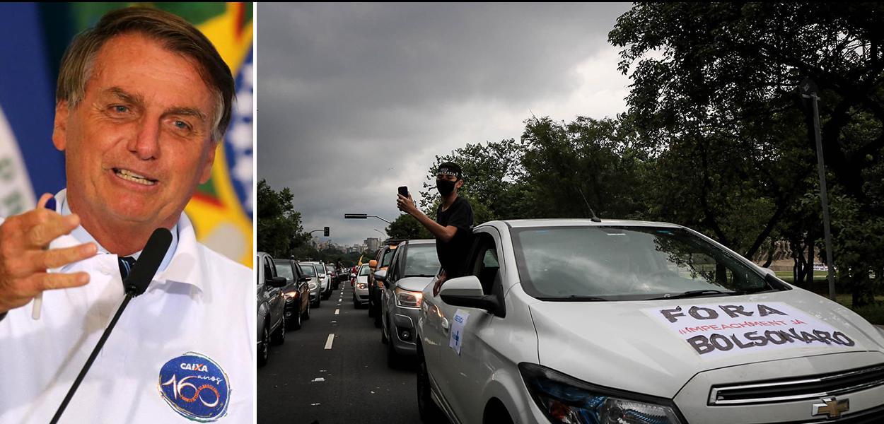 Ex-eleitores de Bolsonaro nas manifestações por impeachment