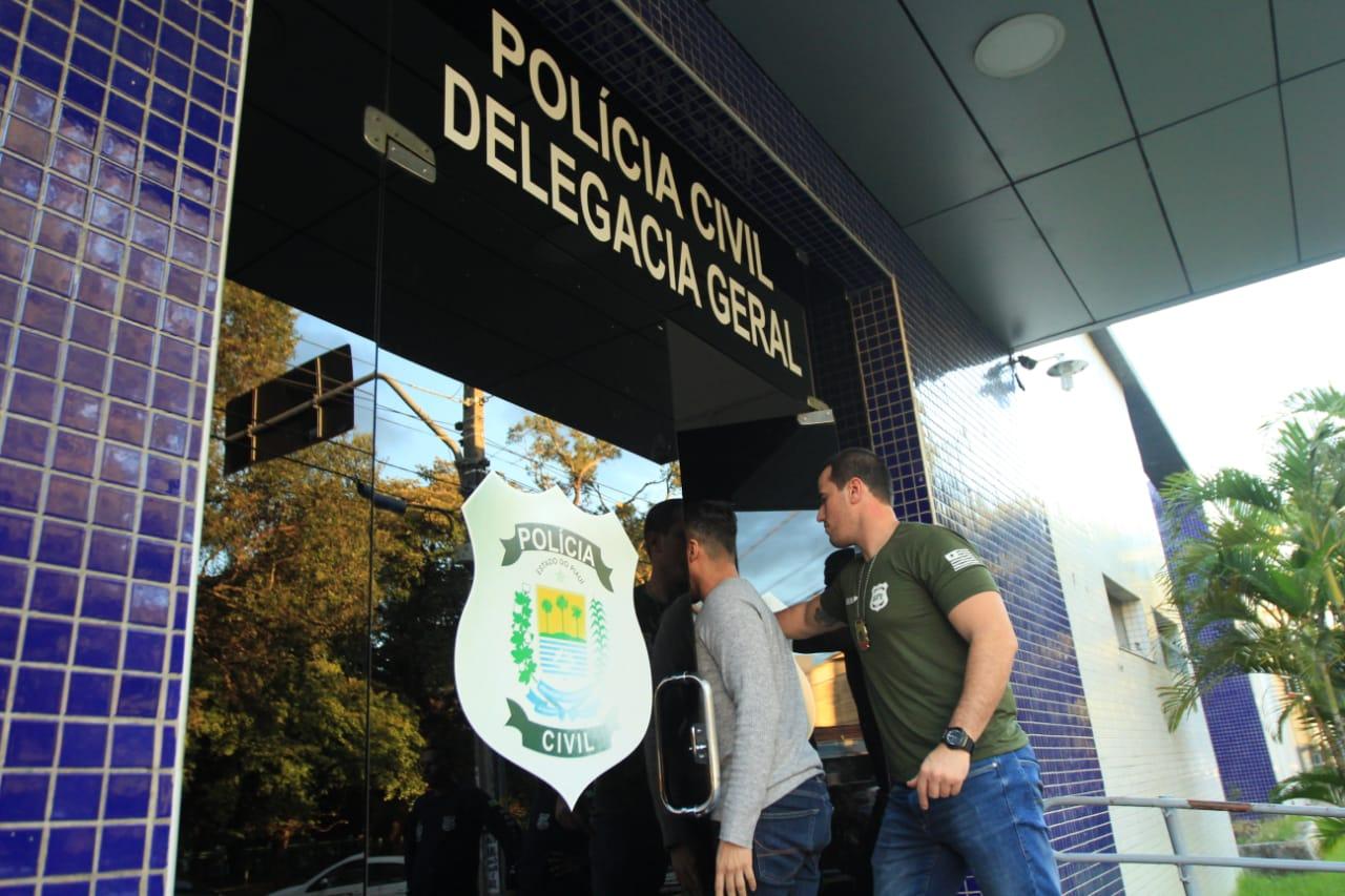 Delegacia Geral de Polícia Civil