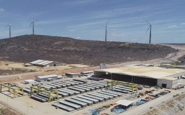 Projetos de produção de energias renováveis