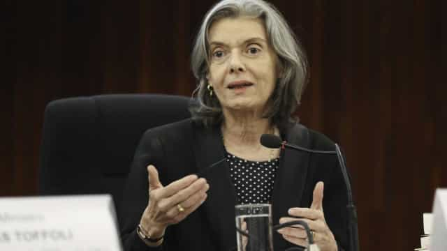 Ministra do Supremo Tribunal Federal Cármen Lúcia