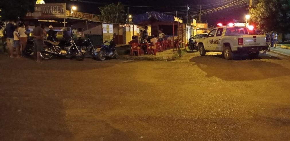 Comerciando é morto na cidade de Picos