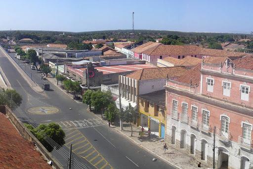 Centro de Parnaíba