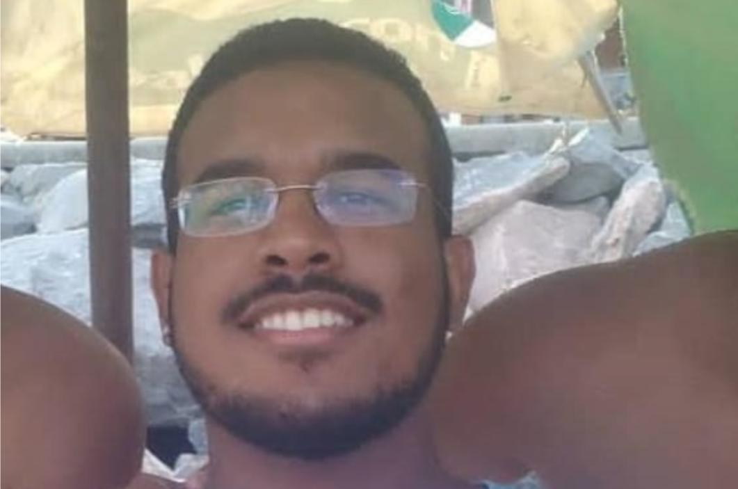 Rodrigo Quixaba: bolsonarista que agrediu uma mulher