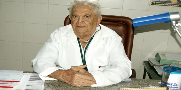 Médico e empresário Oscar Neiva Eulálio