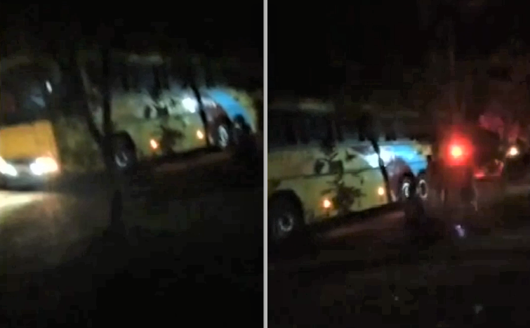 Ônibus tem descarga elétrica e dois teresinenses morrem