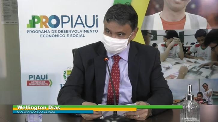 Governo do Piauí declara que vai adotar primeira vacina 100% aprovada no  país - Política