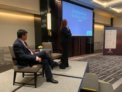 Wellington Dias se reúne com investidores na China